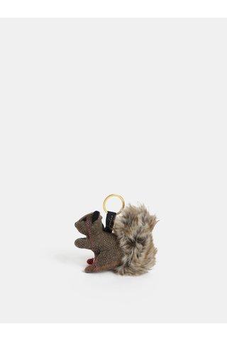 Pandativ pentru chei din lana in forma de veverita Tom Joule