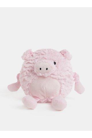 Porcusor roz de plus cu incalzire, cu parfum de lavanda Something Special Cozy