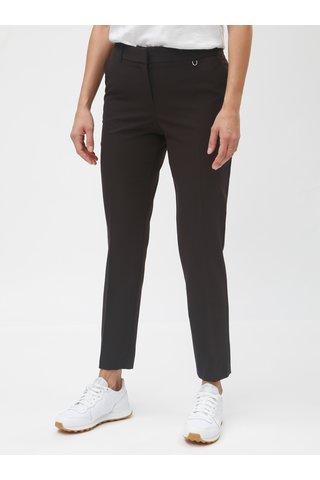 Černé slim fit kalhoty s puky Dorothy Perkins Naples