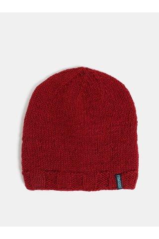 Caciula rosie din lana de iarna Tranquillo Fontei