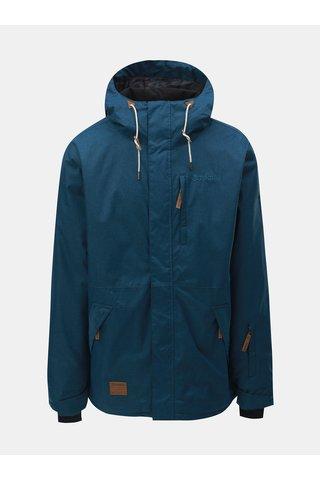 Modrá pánská snowboardová bunda Meatfly Diego 2