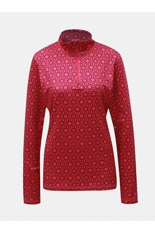 Tricou roz functional de dama cu model LOAP Midi