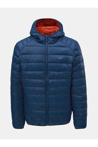 Jacheta barbateasca albastra lejera impermeabila de puf LOAP Ipos