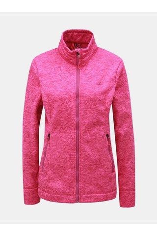 Bluza sport roz melanj de dama LOAP Gaela