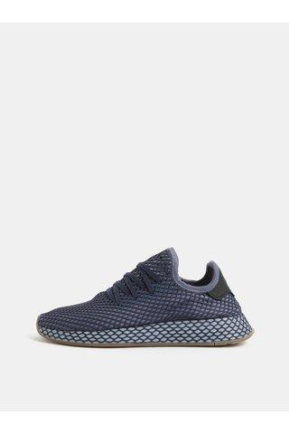 Modré pánské síťované tenisky adidas Originals