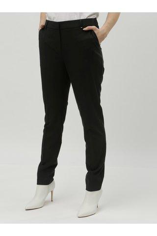 Černé slim fit kalhoty Dorothy Perkins