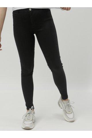 Černé skinny džíny Dorothy Perkins Ashley