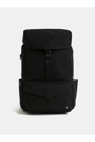 Černý velký nepromokavý batoh s odnímatelnou vnitřní taškou na notebook 2v1 PKG 30 l