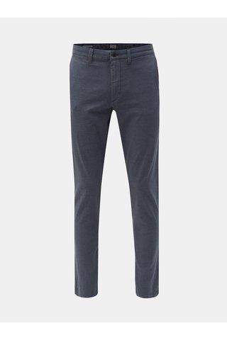 Modré slim fit chino kalhoty Jack & Jones Marco