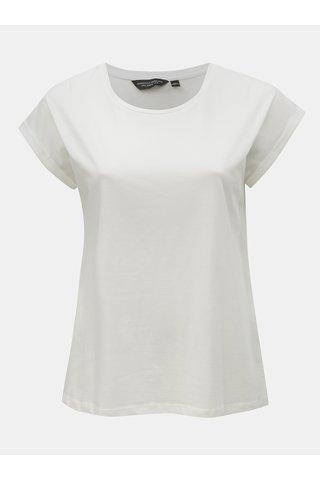 Bílé basic tričko Dorothy Perkins Curve