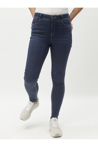 Tmavě modré džíny Dorothy Perkins Shape&Lift
