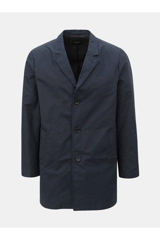 Tmavě modrý lehký kabát Selected Homme Steffen