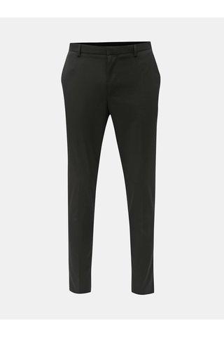 Pánské černé super skinny fit kalhoty Burton Menswear London