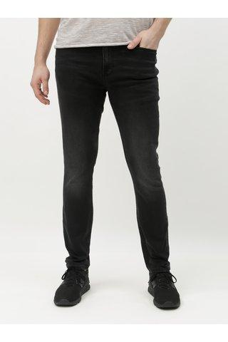 Tmavě šedé skinny džíny Burton Menswear London