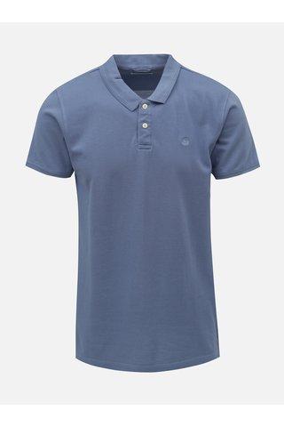Modré polo tričko Dstrezzed Bowie