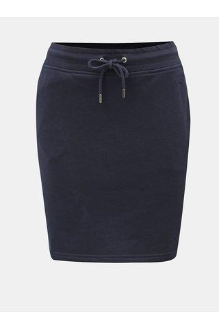 Tmavě modrá sukně GANT