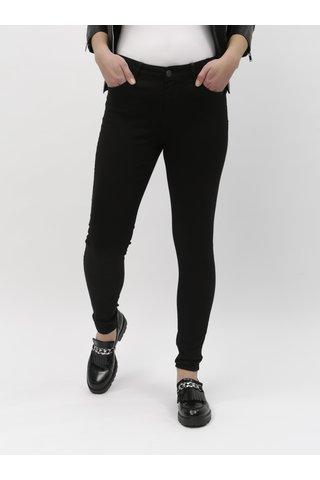 Černé push up slim fit džíny VERO MODA Hot