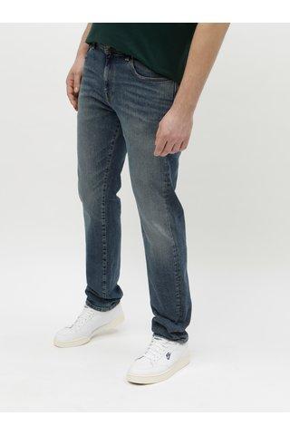 Modré slim džíny Selected Homme Leon