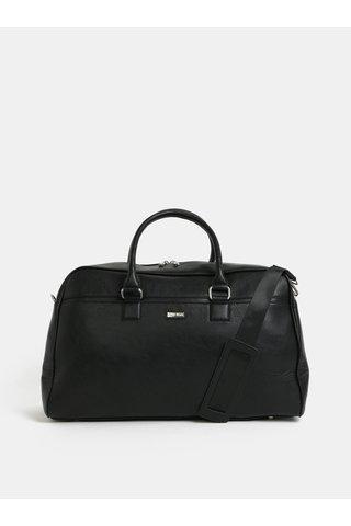 Černá cestovní taška Bobby Black