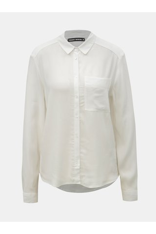 Bílá košile TALLY WEiJL Vigrazia