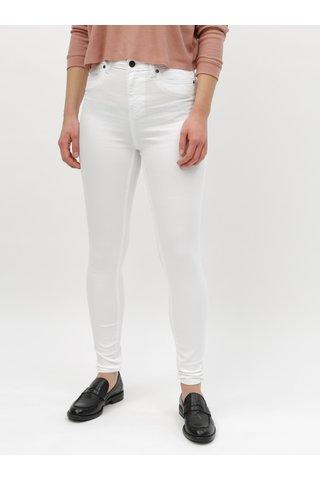 Bílé skinny džíny Noisy May Lexi