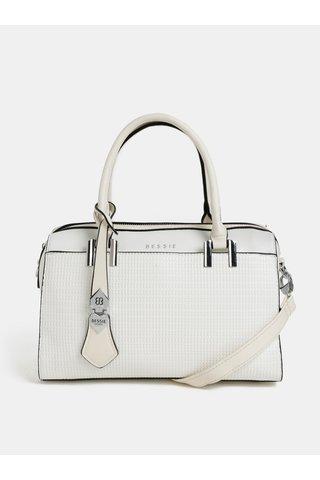 Bílá kabelka Bessie London