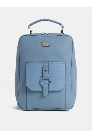 Světle modrý batoh Bessie London