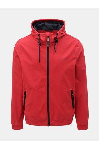 Červená pánská bunda Ragwear Olsen