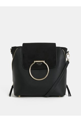 Černá kabelka/batoh Bessie London