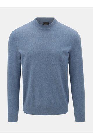 Modrý svetr Burton Menswear London