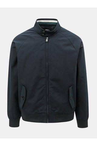 Tmavě modrá lehká bunda Burton Menswear London