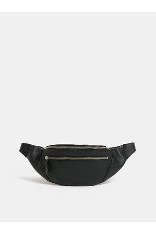 Černá dámská kožená ledvinka Vagabond Uppsala