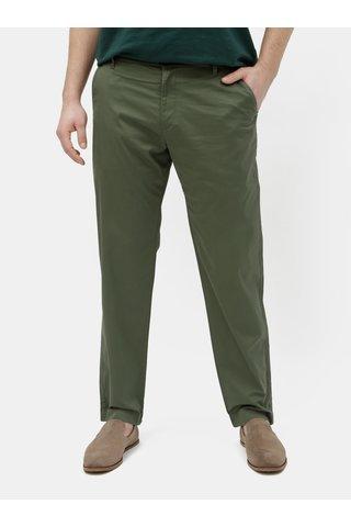 Khaki chino kalhoty Selected Homme Luke