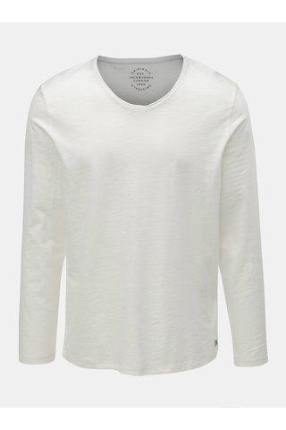Bílé tričko Jack & Jones Birch