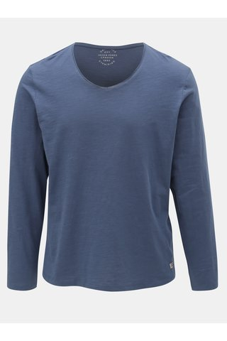 Modré tričko Jack & Jones Birch