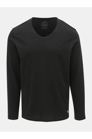 Černé tričko Jack & Jones Birch