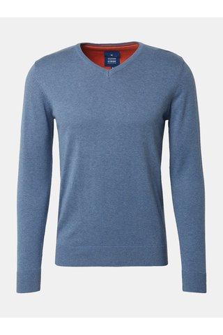 Modrý pánský svetr Tom Tailor