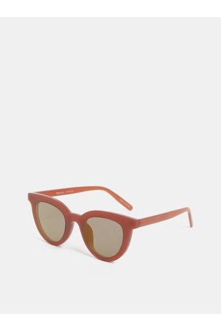 Vínové sluneční brýle Pieces Bella