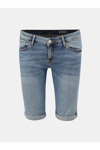 Modré dámské džínové kraťasy Cross Jeans Amy