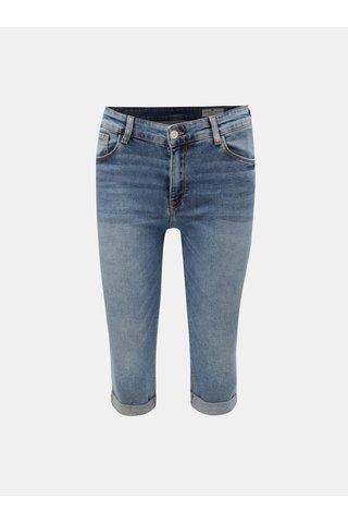 Modré dámské džínové kraťasy Cross Jeans Adele