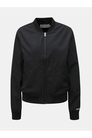 Černý dámský bomber Calvin Klein Jeans