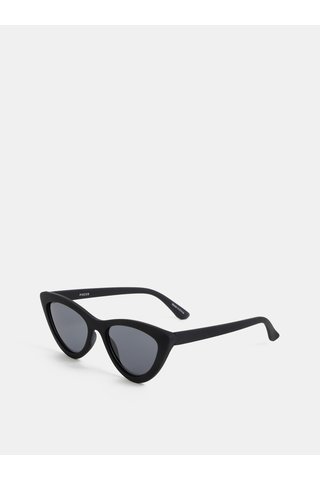 Černé sluneční brýle Pieces Sally