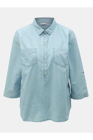 Modrá džínová košile Jacqueline de Yong Shinest