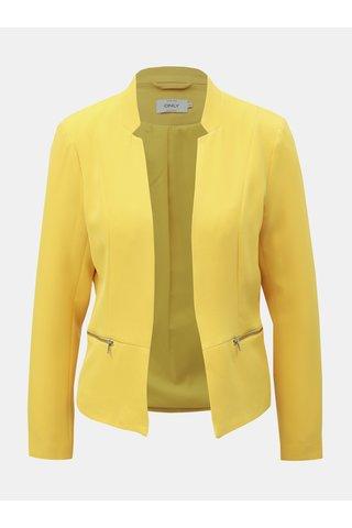 Žluté sako ONLY Minna Maddy