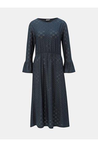 Tmavě modré šaty Jacqueline de Yong Cathinka