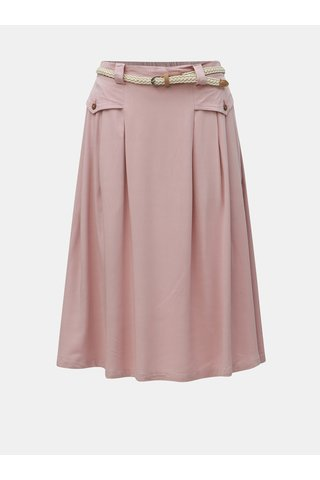 Růžová sukně Ragwear Zeika