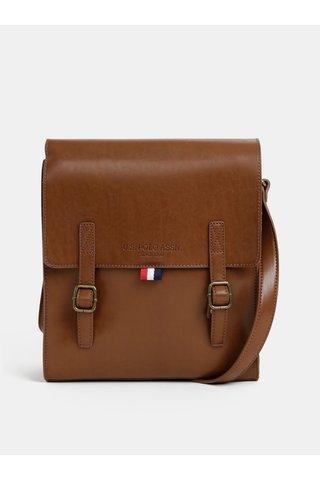 Hnědá pánská taška U.S. Polo Assn.