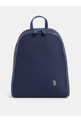 Tmavě modrý dámský batoh U.S. Polo Assn.