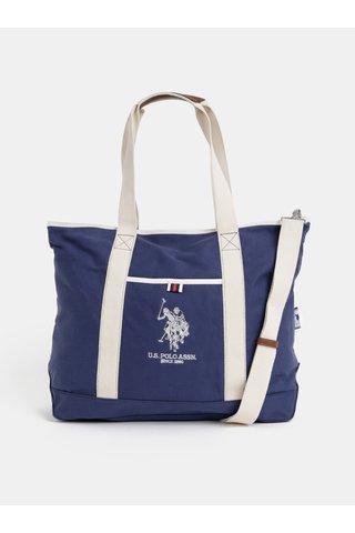 Tmavě modrá dámská taška U.S. Polo Assn.
