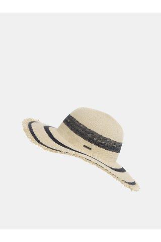 Béžový klobouk Roxy Sound